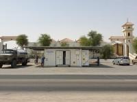 Testování systému SAWER v Dubaji