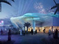 Grafický návrh české expozice na EXPO 2020